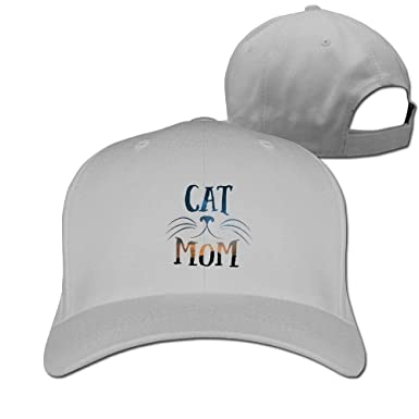 6ee137667d4 Baseball Caps Cat Mom Golf Dad Hat Mans Women Vintage Snapbacks Cap at  Amazon Men s Clothing store