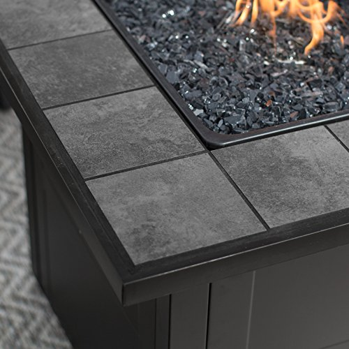 Endless Summer, GAD1399SP, LP Gas Outdoor Fire Bowl with Slate ...