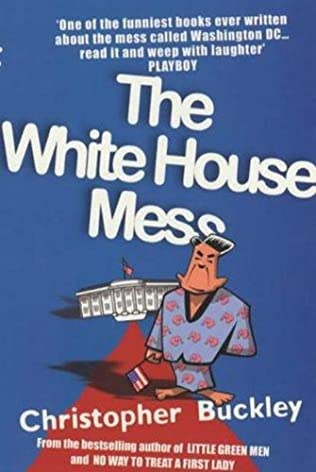 book cover of The White House Mess