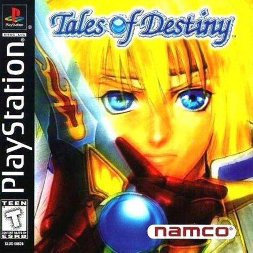 Tales of Destiny / Game B00002STPH
