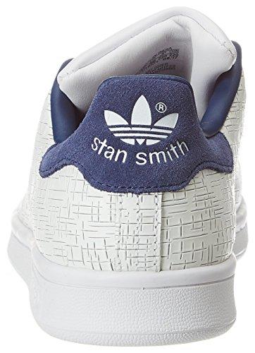 000 Damen Indnob Ftwbla Weiß Smith Fitnessschuhe Stan adidas Ftwbla 1TOqCOw