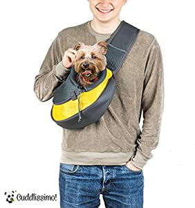 24. Cuddlissimo! Pet Sling Carrier