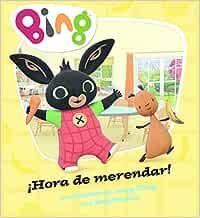 ¡Hora de merendar! (Bing. Primeras lecturas): Una historia muy Bing con pegatinas