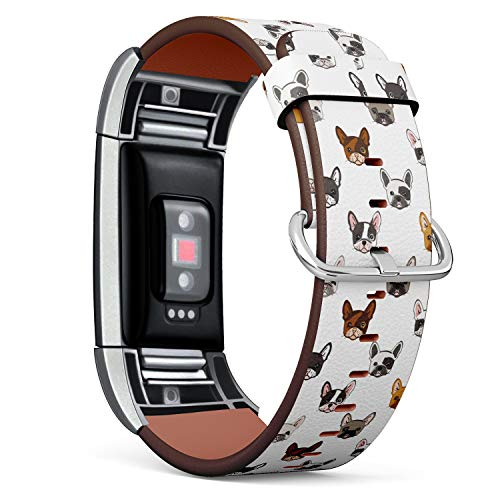 french bulldog fitbit band - 4