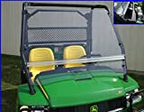 2017 John Deere Gator XUV 620i / 625i / 825i Full Windshield By EMP 10425