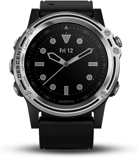 Garmin Descent Mk1, Watch-Sized Dive Computer