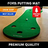 Best Golf Putting Mats - FORB Home Golf Putting Mat 10ft Long Review