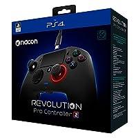 CONTROLE REVOLUTION PRO 2 NACON PRETO PS4.