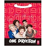 One Direction Birthday - 1D Party Loot Bags x 8