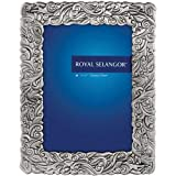Royal Selangor Hand Finished Isthmus Home 2 Collection Pewter Photo Frame (5R)