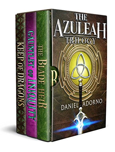 The Azuleah Trilogy Boxset: Books 1-3 and Bonus Novella cover