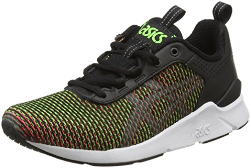 Asics Gel-Lyte Runner, Zapatillas de Running Unisex Adulto Verde (Gecko Green/Guava)