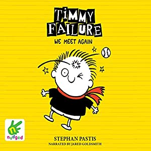 Timmy Failure: We Meet Again Audiobook
