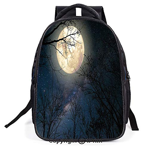 Amazon com | Relaxion Backpack Travel Backpack, Nebula Galaxy Stars