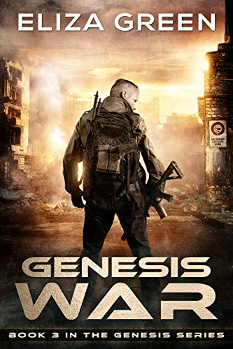 Genesis War: Book 3, Genesis Series