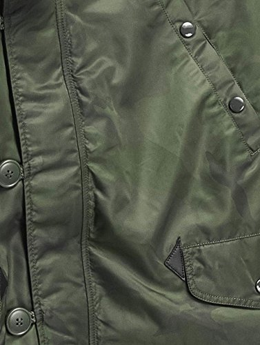 Pm Alpha Industries Jacket Mimetico b N3 6vH6F