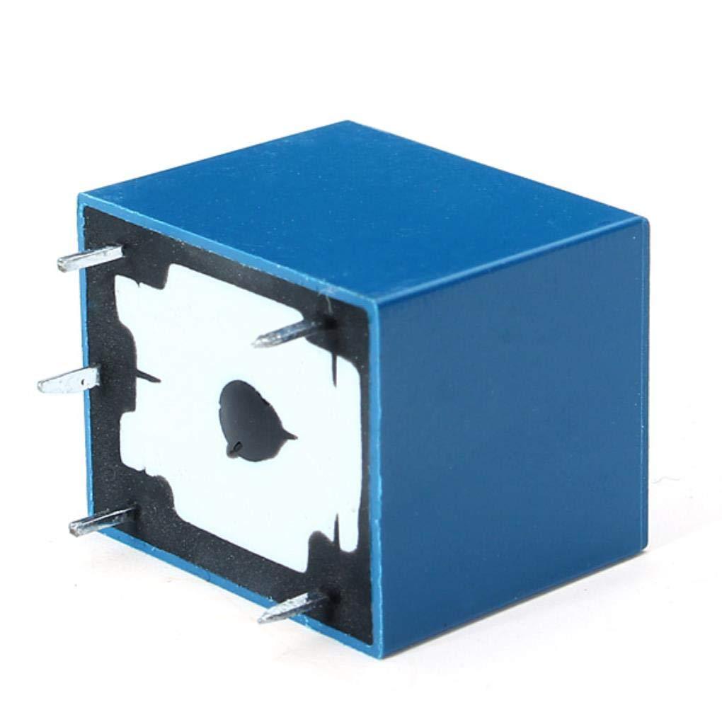 SRD-12VDC-SL-C DC 12V SPDT 1NA 1NC 5 pines Potencia de bobina de rel/é Blue 2 Pcs