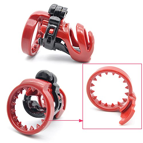 CB600s Chastity Cage 1Set (Red)