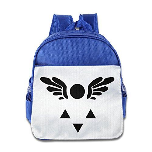 CEDAEI DELTA RUNE LAPEL PIN Undertale Cool Children School Backpack Bag For 1-6 Years Old RoyalBlue (Shrek Costume Ideas)