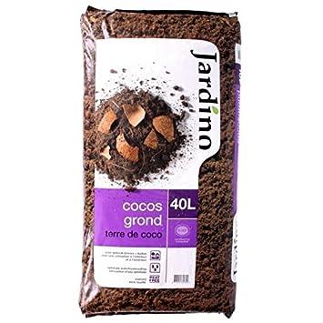 Coconut Soil Coconut Coir Substrate 10 Litres 62160: Amazon