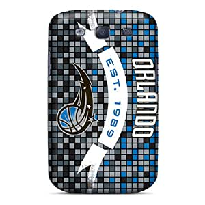 Fashionable PawFO4241-Iox Galaxy S3 Case Cover For Orlando Magic Protective Case