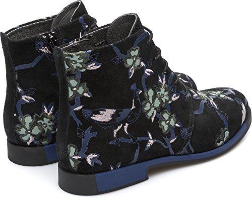 Ankle K400201 001 Twins Boots Camper Women wqRY0Tx7