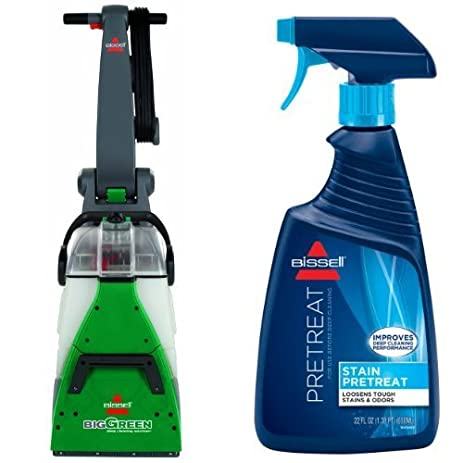 bissell 86t386t3q big green deep cleaning grade carpet cleaner machine and bissell stain