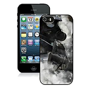 For iPhone 5S,Riot Police Black iPhone 5S Case Online