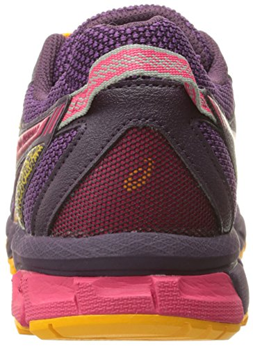 Asics Womens Gel-sonoma 2 Trail Runner Viola / Azalea / Albicocca