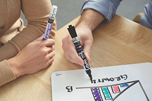 EXPO Dry Erase Markers with Ink Indicator, Chisel Tip, Assorted Colors, Box of 24 by Expo (Image #9)