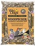 Wild Delight Woodpecker, Nuthatch N' Chickadee Food, 5 lb