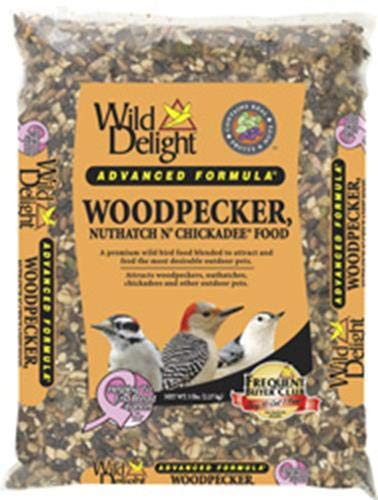Wild Delight Woodpecker, Nuthatch N