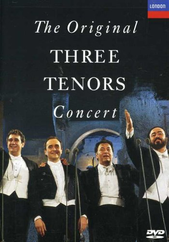 The Original Three Tenors Concert by Universal Music & Video Distribution