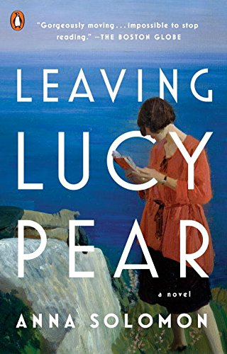 Leaving Lucy Pear: A Novel cover