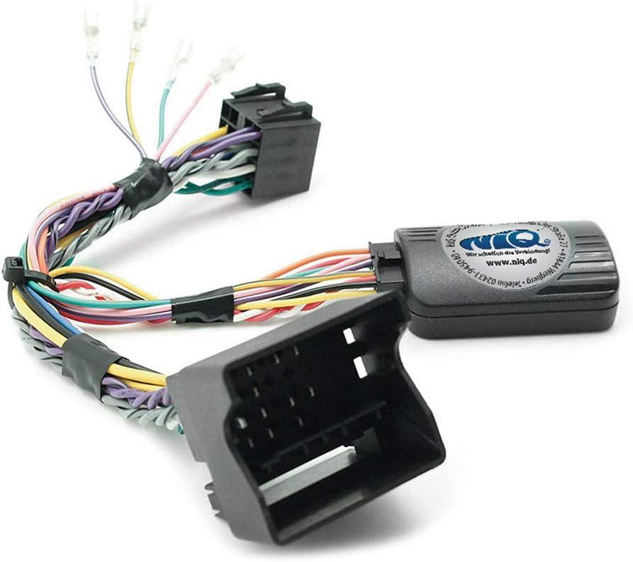 Adaptador CAN-BUS para Mercedes clase A - B - C - R / CLK / ML / Vito y más.