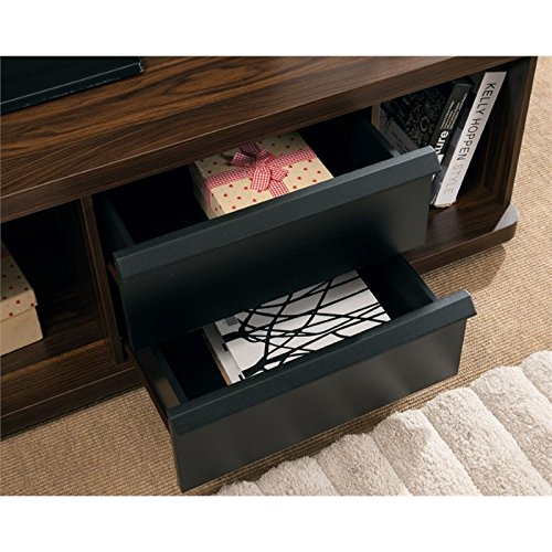 Furniture of America Baron 70'' Two Tone TV Stand