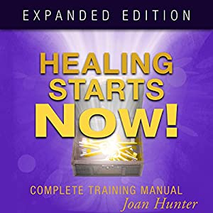 Healing Starts Now! Audiobook