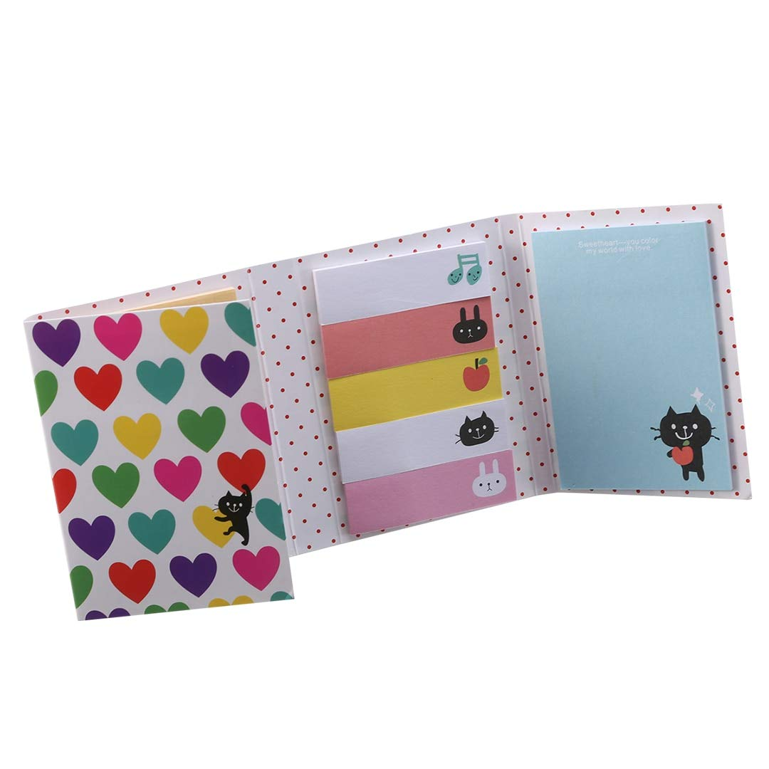Amazon.com: Stickers For - 1pc Cute Animals Sticky Notes ...