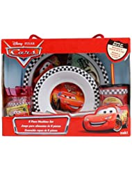 Meal Set - Disney - Cars 6 Piece (Meal Time)