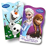 Disney Baby Toddler Board Books - Set of 2 (Disney Frozen Board Books)