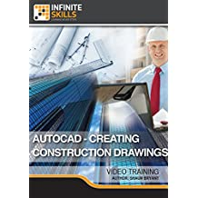 AutoCAD - Creating Construction Drawings - Training DVD