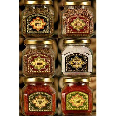 Mustapha's Essential Moroccan Spice Set