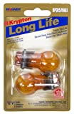 Wagner Lighting BP3157NALL Long Life Natural Amber Miniature Bulb - Card of 2