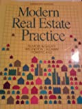 Modern Real Estate Practice, Fillmore W. Galaty, 0793107040
