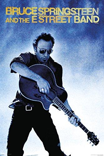 Bruce Springsteen E Street Band Poster - Bruce Sunglasses Springsteen