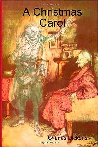 a christmas carol the original illustrated edition charles dickens 9781440495144 amazoncom books - Original Christmas Carol