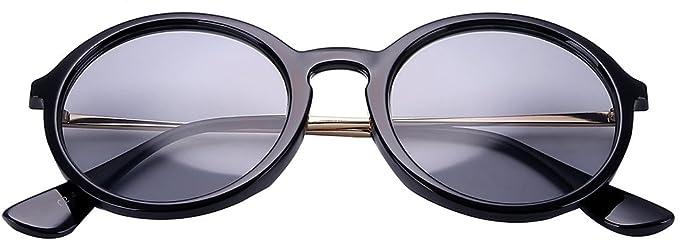 Cajita de gafas de sol redondas/Gafas de sol de cara pequeña ...