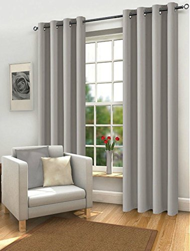 Luxury Red Crushed Velvet Eyelet Ring Top Ready Made Lined Heavy Pair Curtains Attractive And Durable Home & Garden