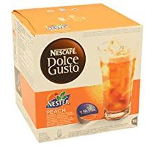 Dolce Gusto Nestea Peach 16 Cups