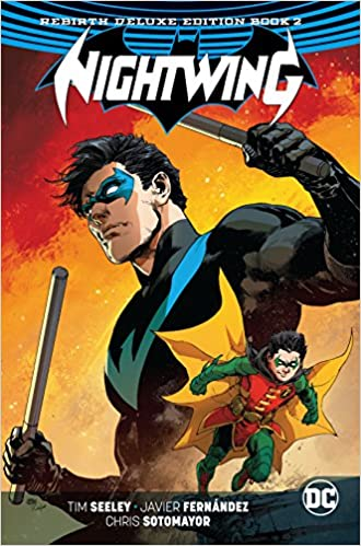 Amazon com: Nightwing: The Rebirth Deluxe Edition Book 2